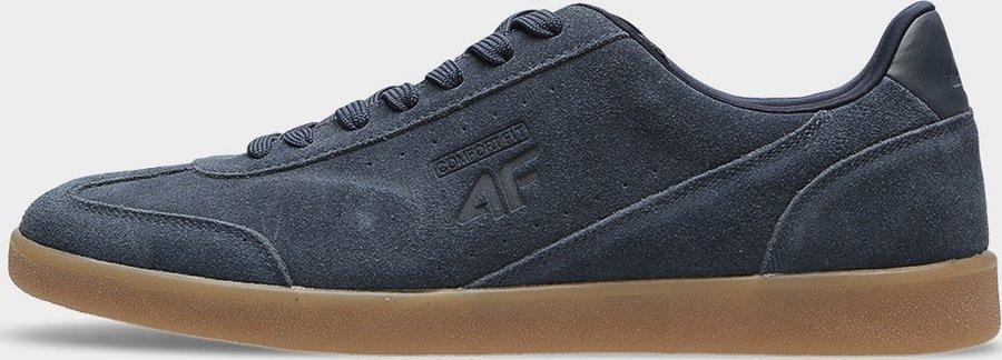 Modré pánské tenisky 4F - velikost 46 EU