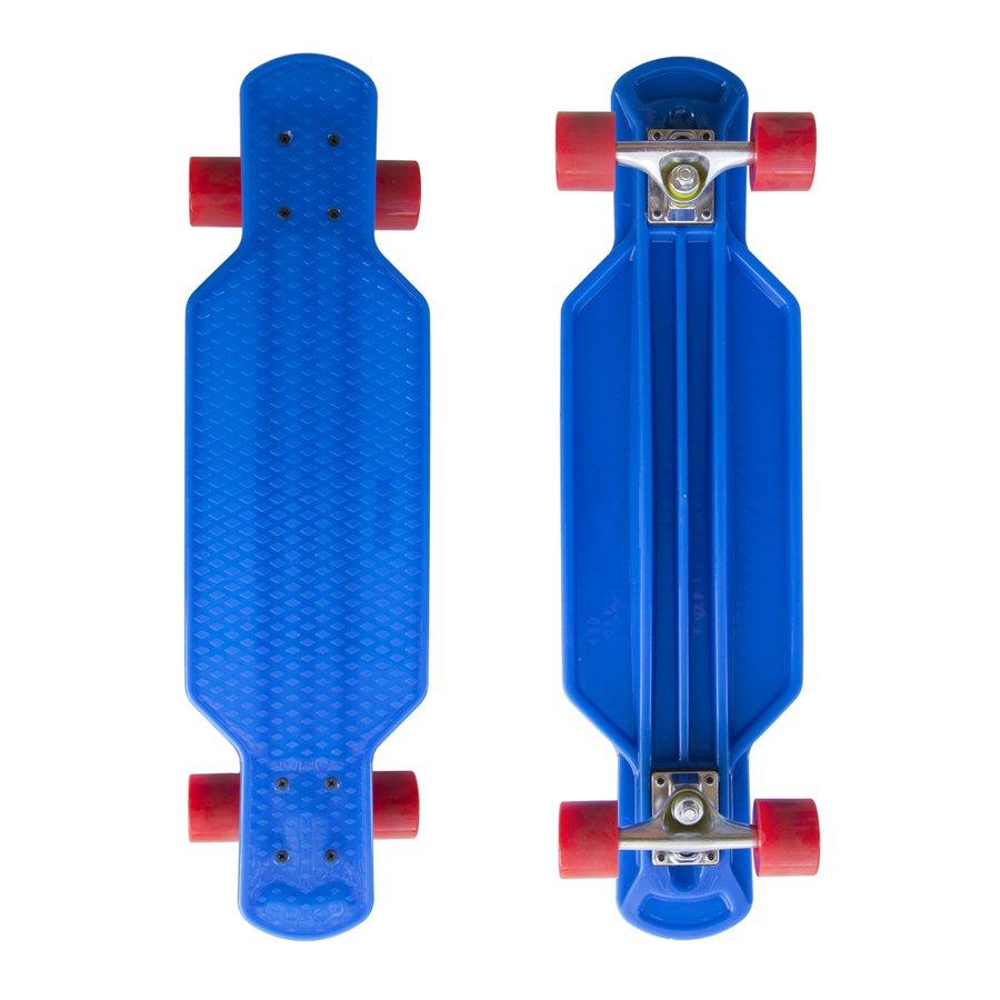 Modrý longboard Master