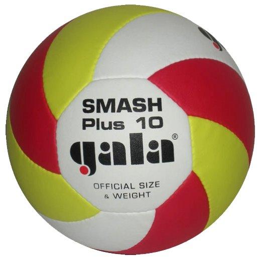 Různobarevný volejbalový míč BP5163S, Gala - velikost 5