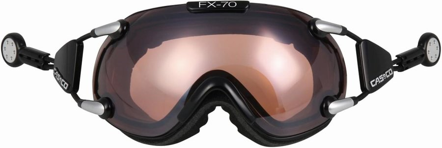 Lyžařské brýle - Casco FX70 Vautron black M
