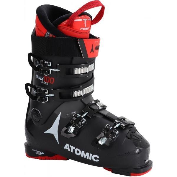 Černé pánské lyžařské boty Atomic - velikost vnitřní stélky 30-30,5 cm