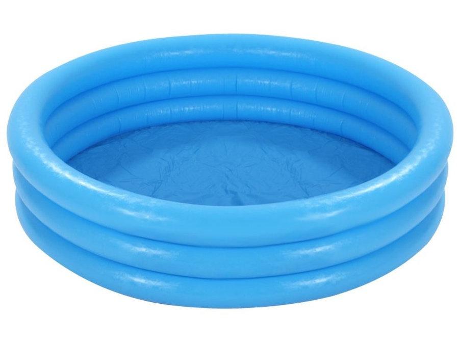 Dětský nafukovací nadzemní kruhový bazén - průměr 168 cm a výška 38 cm