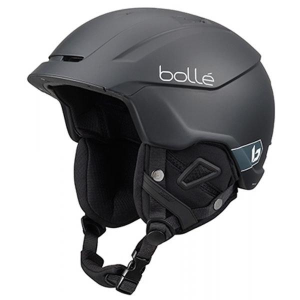 Černá helma na snowboard Bollé