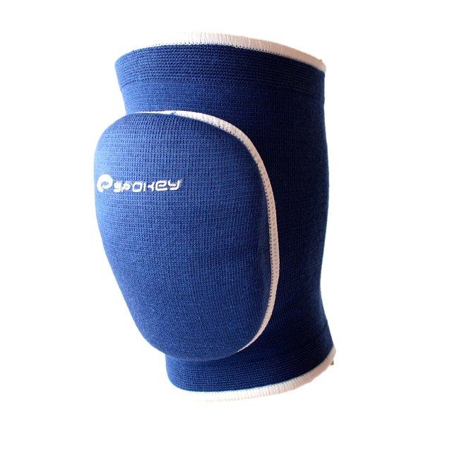 Modré volejbalové chrániče na kolena Spokey