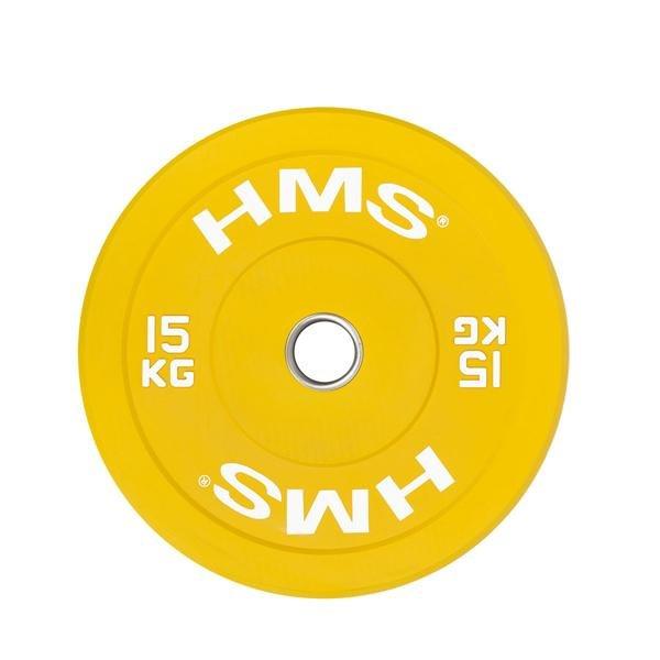 Kotouč na činky HMS - 15 kg