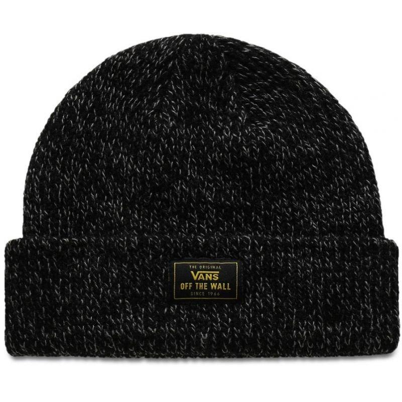 Černá zimní čepice Vans - univerzální velikost