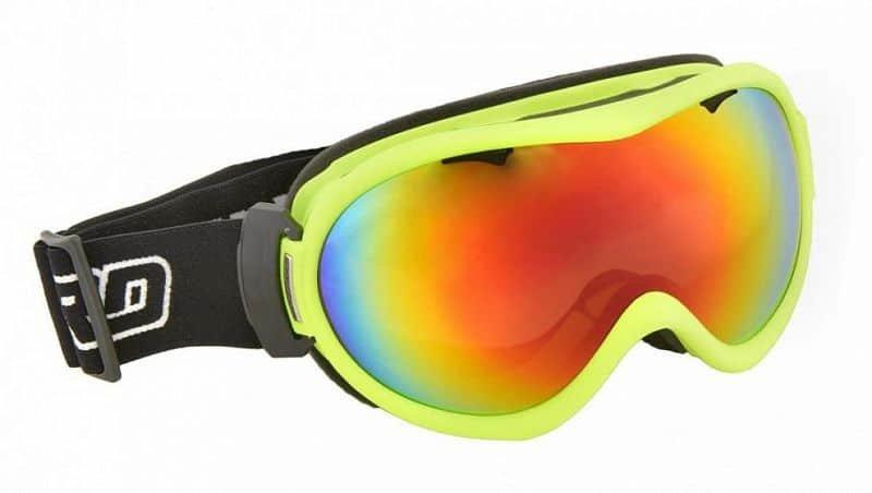 Černé lyžařské brýle Blizzard