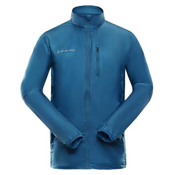 Modrá pánská bunda Alpine Pro - velikost XS