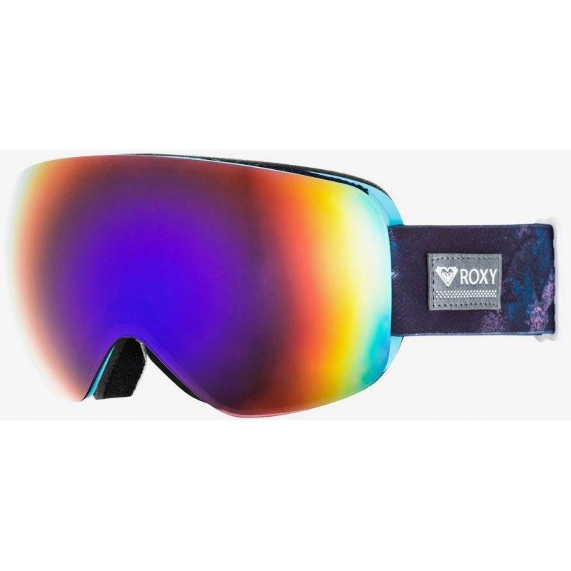 Fialové brýle na snowboard Roxy