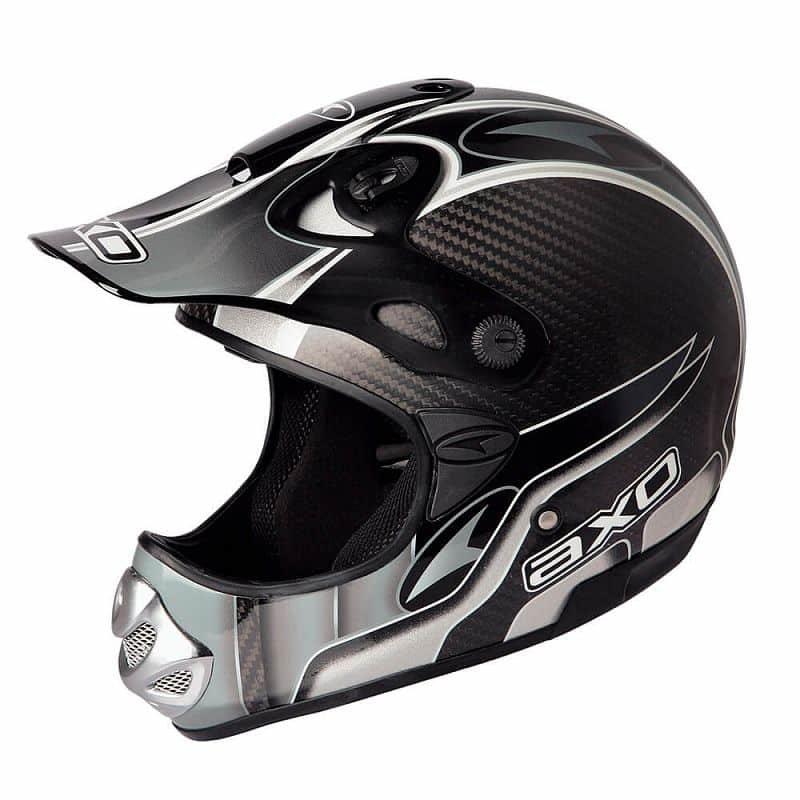 Helma na motorku Axo