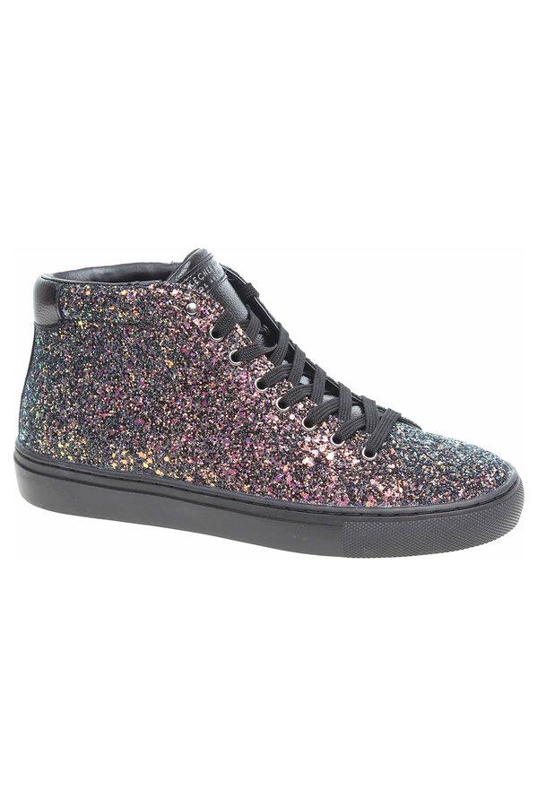 Černé dámské kotníkové boty Skechers - velikost 38 EU