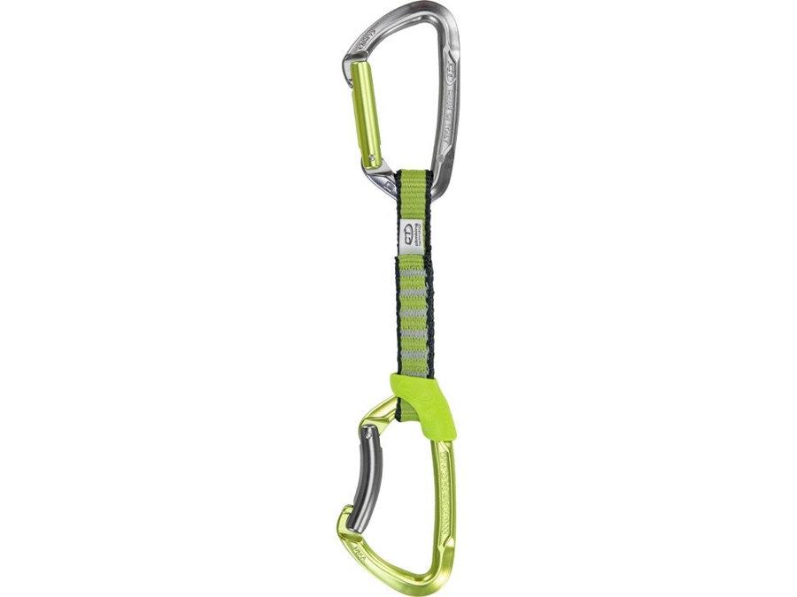 Expreska - Expreska Climbing Technology Lime NY 12cm Green/Grey Barva: zelená / šedá