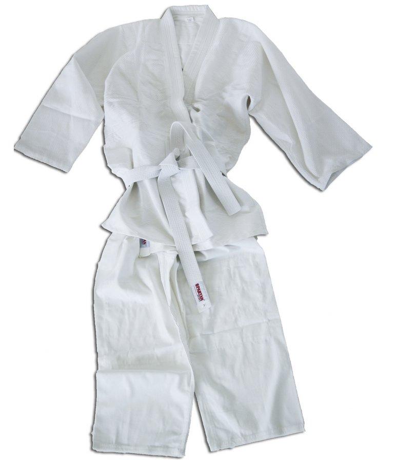 Bílé kimono na judo SPARTAN SPORT - velikost 110