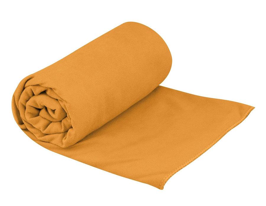 Ručník - Ručník Sea to Summit Drylite Towel L Barva: oranžová