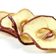 Sušená jablka - Jablka sušená křížaly natural
