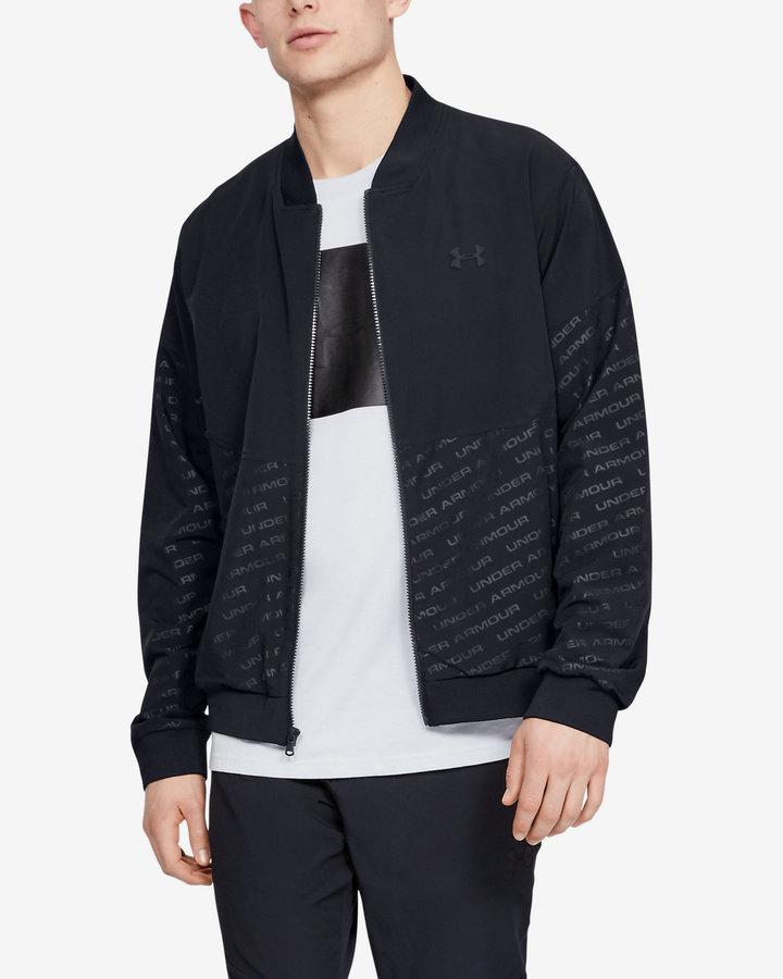 Černá pánská bunda Under Armour - velikost M