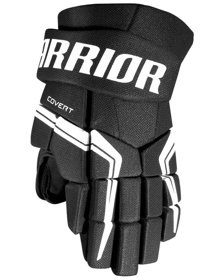 Hokejové rukavice Covert QRE5, Warrior