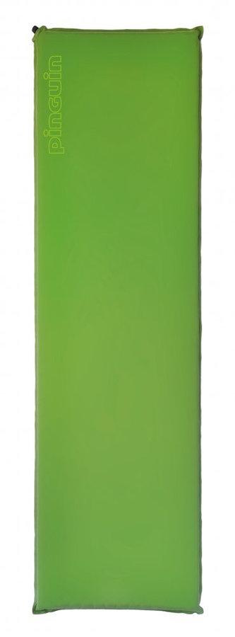 Zelená samonafukovací karimatka Pinguin - tloušťka 2 cm