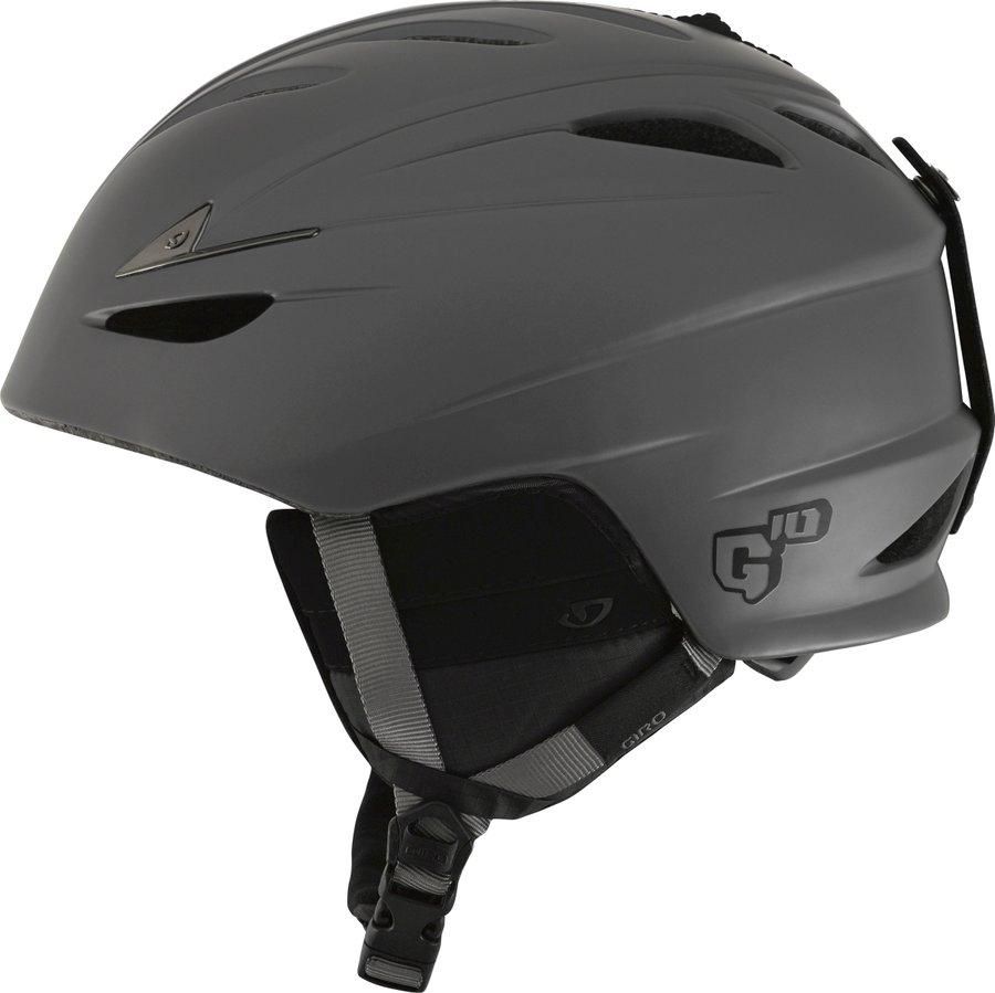 Šedá pánská helma na snowboard Giro - velikost L
