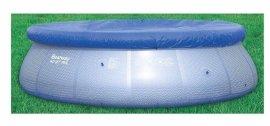 Modrá plachta na bazén Bestway - průměr 457 cm