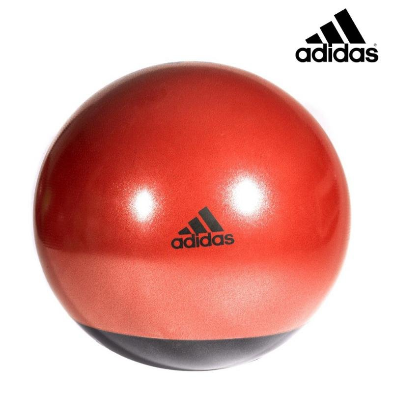 Oranžový gymnastický míč Adidas - průměr 65 cm