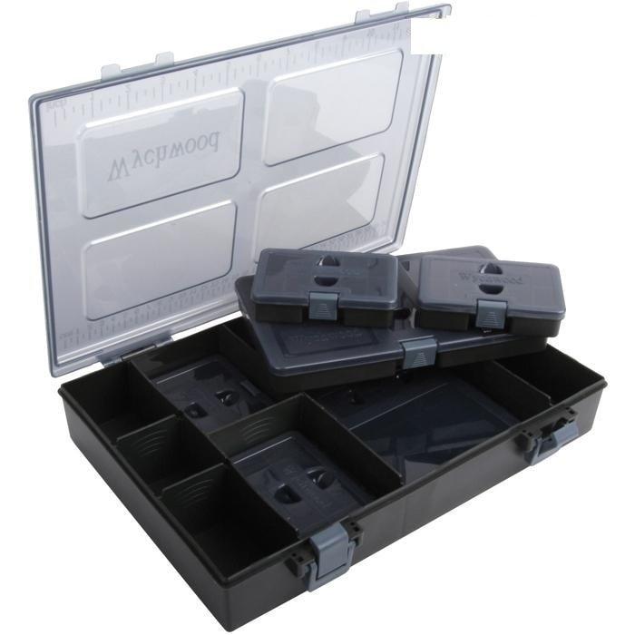 Rybářská krabička - Wychwood Krabička na příslušenství Tackle Box M Complete