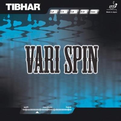 Potah na pálku Vari Spin, Tibhar
