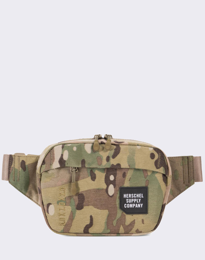 Ledvinka - Herschel Supply Tour Small Trail Multicam/Elmwood