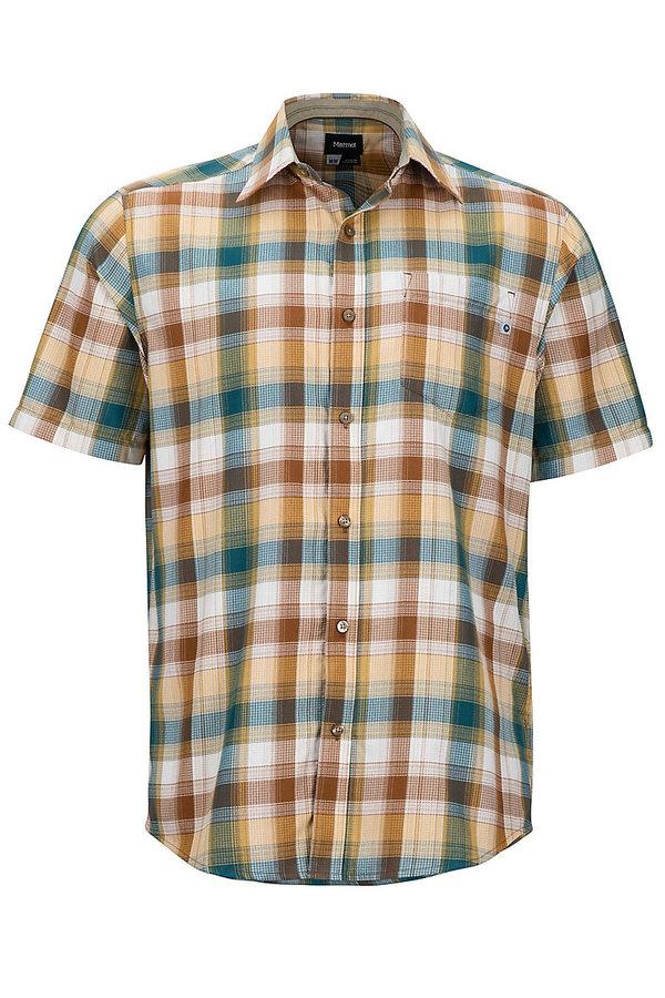 Hnědá pánská košile Marmot - velikost M