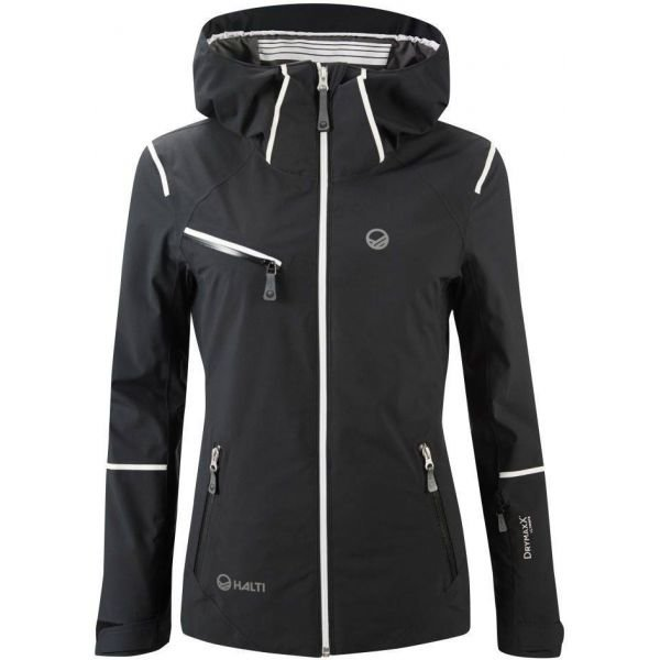 Černá zimní dámská bunda Halti - velikost 38