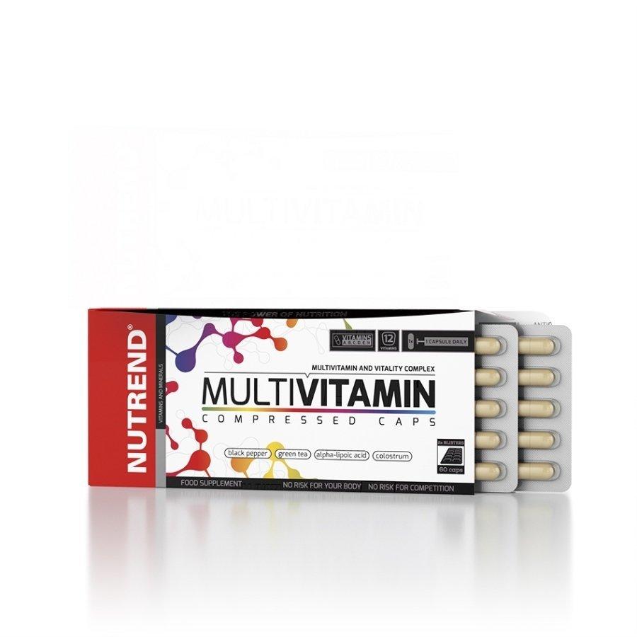 Multivitamín Nutrend - 60 ks