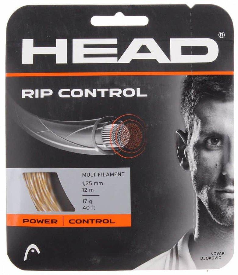 Tenisový výplet - RIP Control tenisový výplet 12 m průměr: 1,25;barva: natural