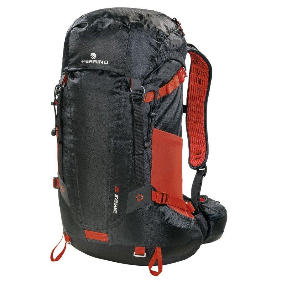 5e6a49261e Černý turistický batoh Dry Hike