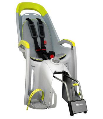 Dětská sedačka na kolo zadní umístění Hamax - nosnost 22 kg