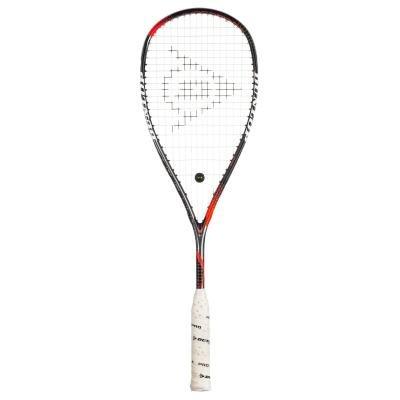 Černá raketa na squash Hyperfibre, Dunlop