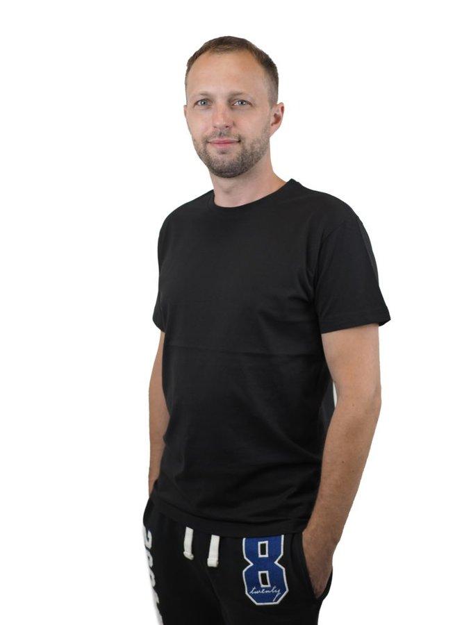Zelené pánské tričko s krátkým rukávem Adler - velikost XXL