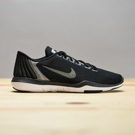 Černé dámské fitness boty Nike