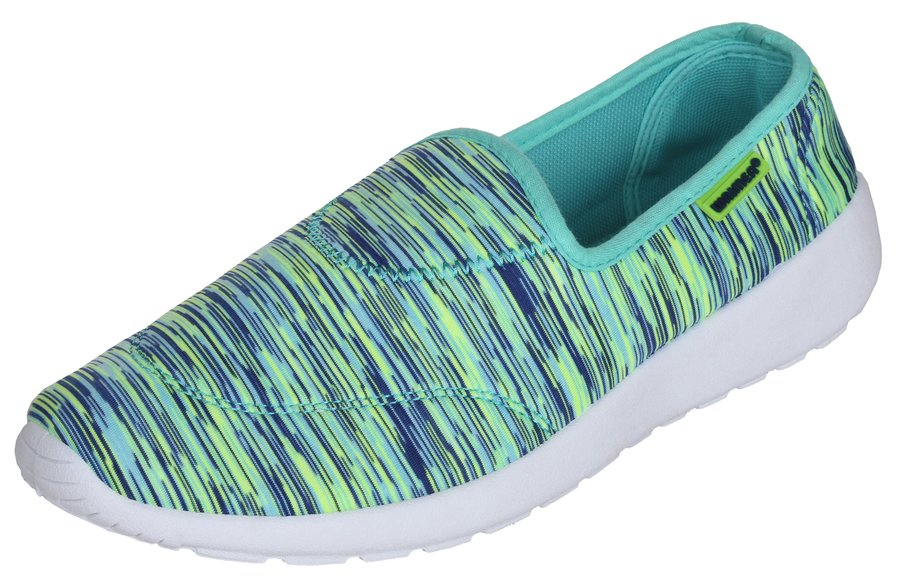 Zelené nízké neoprenové boty Cationic, Waimea - velikost 36 EU