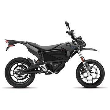Černá elektrická motorka FXS ZF 7.2 2018, Zero