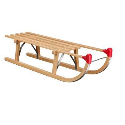Dřevěné sáňky VT - sport