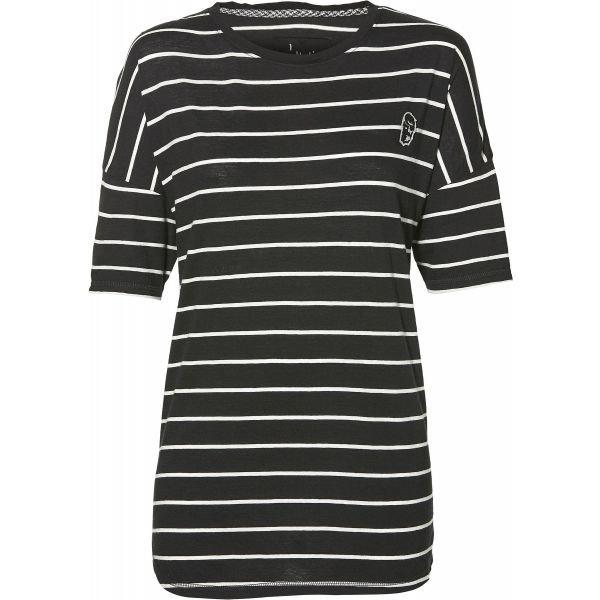 Černé dámské tričko s krátkým rukávem O'Neill