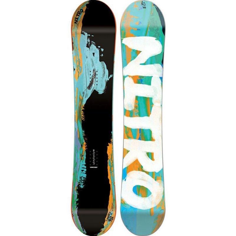 Snowboard bez vázání Nitro - délka 149 cm
