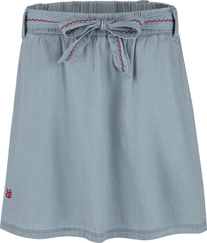 Modrá dámská sukně Loap