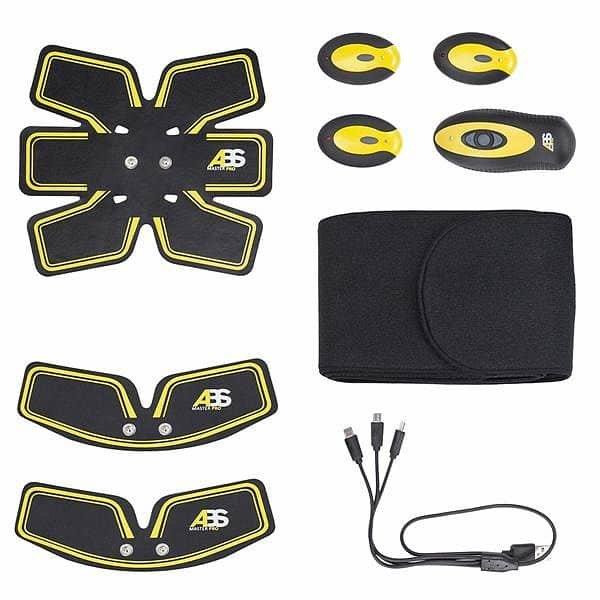 Elektrický posilovač svalů ABS Master Pro, INNE