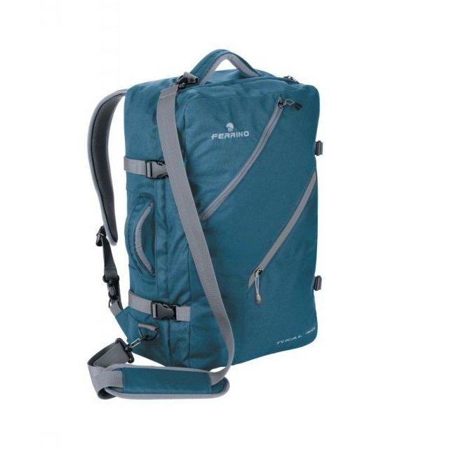 Modrá cestovní taška Tikal, Ferrino - objem 40 l