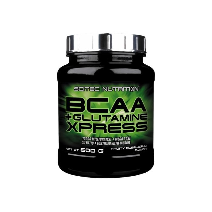 BCAA - BCAA + Glutamine Xpress 600 g - Scitec Nutrition