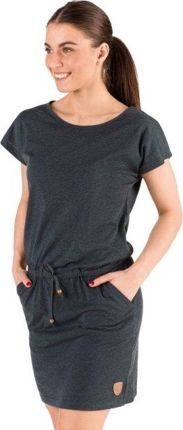 Černé dámské šaty Sam 73 - velikost L