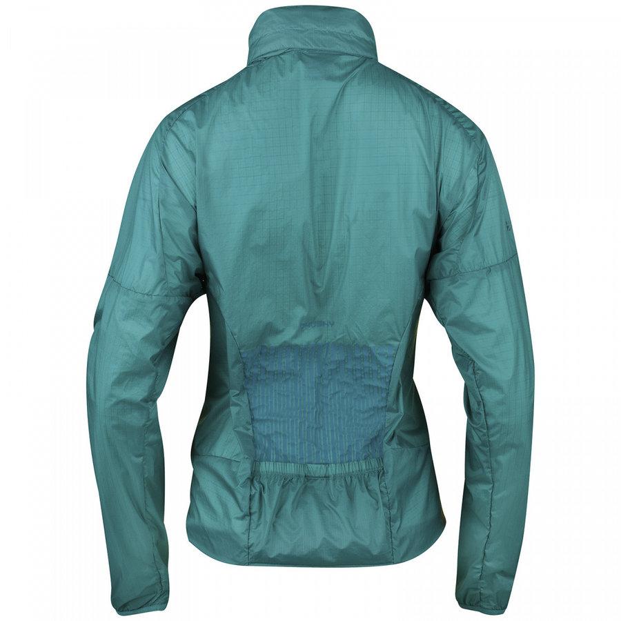Modrá dámská bunda Husky - velikost M