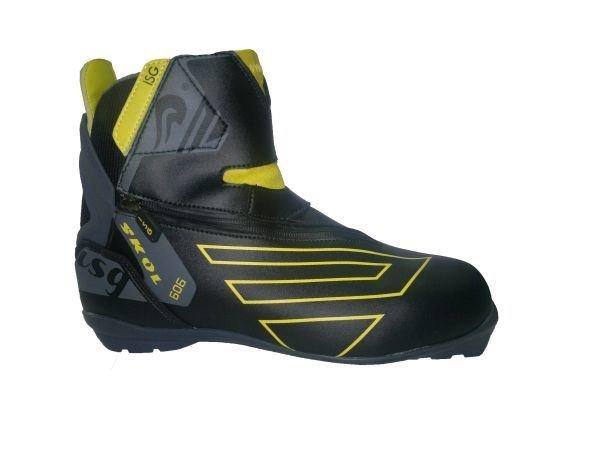 Černé boty na běžky Skol - velikost 39 EU