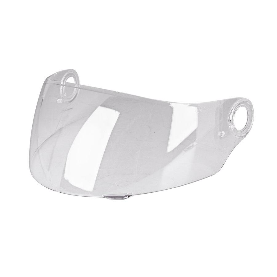 Transparentní náhradní hledí pro helmu W-TEC